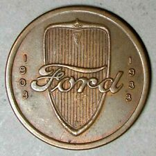 1933 Ford 30th Anniversary Token