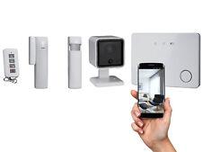 Alarmsystem Smartwares Set Bewegungsmelder Funk Kamera APP IOS Android - NEU*OVP