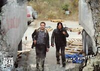 Walking Dead Road To Alexandria BASE Trading Card #82 / PACK HUNTERS