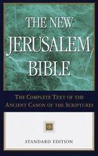The New Jerusalem Bible: Standard edition, Wansbrough, Henry, Good Book