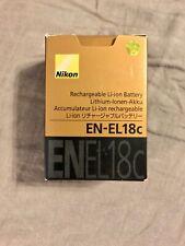 Nikon EN-EL 18c Rechargeable Lithium-Ion Battery (10.8V, 2500mAh) - New