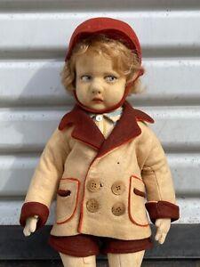 European doll