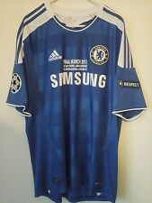 Chelsea 2012 UCL finale Lampard 8 football shirt New York MLS