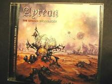 AYREON THE DREAM SEQUENCER CD