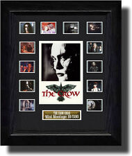 Brandon Lee Framed Film Cell, Photo , The Crow , fc098d