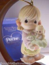 Precious Moments Ornament Sisters 610031 Nib * Free Usa Shipping