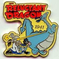 Disney DS Countdown to the Millennium Series #11 Reluctant Dragon Sir G Pin