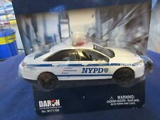 2016 NYPD NYC New York City Police Ford NGPI Taurus Highway Patrol 1:43 O Scale