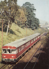 Postcard Approx 9x14cm Modern Railcar for the Transport Vt24 (G2235)
