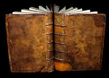 [THEOLOGIE THOMAS d'AQUIN] Louis de GRENADE - Traité oraison et méditation. 1702
