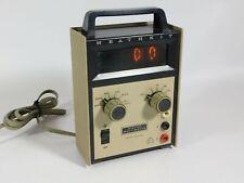 Heathkit IM-1202 Vintage Digital Multimeter w/ Nixie Tube Display (looks great)