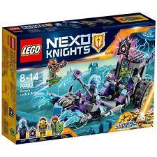 Lego nexo Knights rodillo triturador de ruina