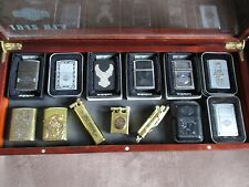 rare 13 harley zippo lighters collectable collection lot