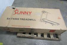 Sunny Health & Fitness Treadmill T4400
