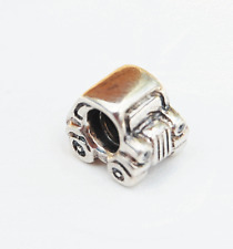 "Genuine Pandora Silver Charm ""Classic Car"" - 790405CZ - retired"