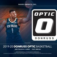🔥 2019-20 Panini Optic Base Set #1-200 - Pick Your Card -  Complete Your Set!