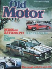 December Weekly Cars, 1980s Transportation Magazines