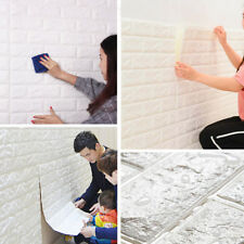 10X 3D WANDBILD FOTOTAPETE FENSTERBLICK Steinoptik Wandpaneele Selbstklebende
