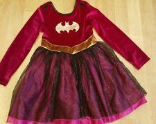 GIRLS BAT GIRL FANCY DRESS AGE 7-8 -DRESS ONLY