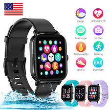 Smart Watch for Android Compatible iPhone Samsung HUAWEI with Heart Rate Monitor