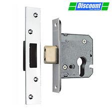 Wilka 038R door lock 038R.000003 euro mortice deadlock BNIB 24x3x181
