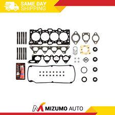 92-02 Mitsubishi Mirage Expo 1.8L SOHC L4 16v 4G93  CYLINDER HEAD BOLTS