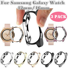 3PCS All-round TPU Protector Watch Protective Cases For Samsung Galaxy 42mm 46mm