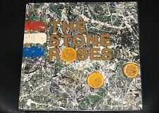 THE STONE ROSES SELF TITLED LP HEAVY VINYL PRESS 180g SILVERTONE RECORDS SEALED