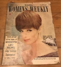 AUSTRALIAN WOMEN'S WEEKLY magazine September 1964 Vintage 1960's Collectable