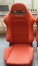 SINGLE Integra Type R DC5 OEM Red Recaro Seat
