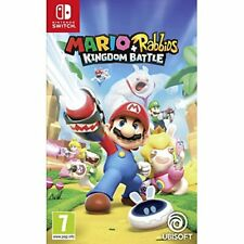 Mario + Rabbids: Kingdom Battle (Switch) NEW AND SEALED  IMPORT - QUICK DISPATCH