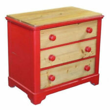 Pine Country Victorian Chests of Drawers (1837-1901)