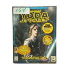 Star Wars Yoda Stories Big Box Pc 1997 Cdrom Computer Game Lucasarts Game Sealed