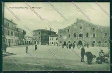 Venezia Portogruaro cartolina QK2953