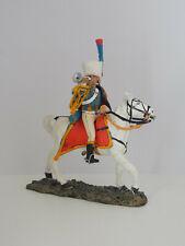 Figurine Del Prado Cavalier Trompette Chasseur de la Garde consulaire 1803