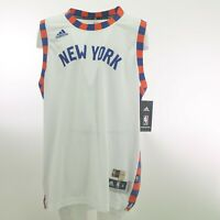 "Adidas New York Knicks Swingman official NBA Kids Youth +2"" Jersey New"
