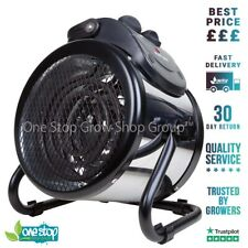 More details for bio green 2kw palma blow heater - hydroponics, greenhouses - adjustable settings