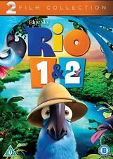Rio/Rio 2 (DVD)
