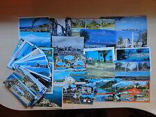 Lote de mas de 50 Postales del mundo años 60, 70 y 1980