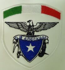 Patch toppa CLUB ALPINO SCALATORI ALPINI  ESERCITO PROTEZIONE CIVILE CAI TERMOAD