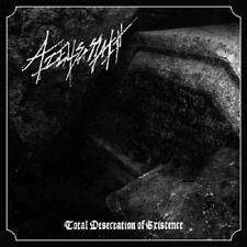 Azelisassath - Total Desecration of Existence CD