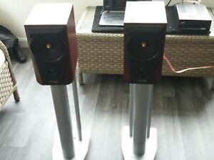 Mission speakers 750 Farad Azima limited edition.