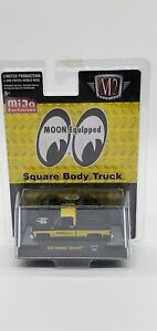M2 MiJo Exclusive Moon Equipped Square Body Truck 1979 Chevy Silverado 1/3600