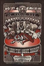 MINT Santana Dr John 1970 BG 248 Fillmore Poster
