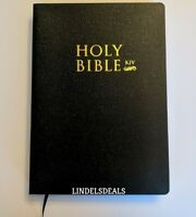 The Holy Bible King James Version Old & New Testaments, Black /GET FREE BIBLES