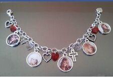 Jenny Rivera Charm Bracelet