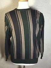 James Pringle Weavers Lambs Wool Crewneck Scotland  Sweater M Medium SAI