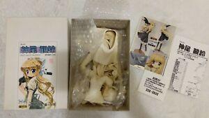 AIR Key Anime Misuzu Kamio Garage Kit 1/6 Resin Figure Japan RARE *UNPAINTED*