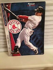 Jacoby Ellsbury Fathead Tradeable Boston Red Sox