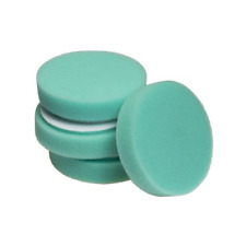 "Cyclo Dual Head Green 4"" Foam Polishing Buffing Sealing Deoxidation Pads, 1 Pair"